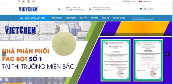 Công ty cổ phần XNK Hóa chất và Thiết bị Kim Ngưu - VietChem