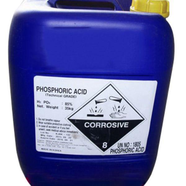 Axit phosphoric có ứng dụng trong đời sống