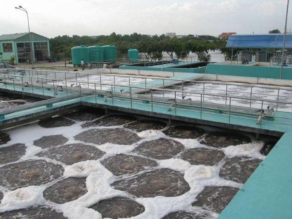 Xử lý nước thải để bảo vệ môi trường, tái sử dụng nguồn nước